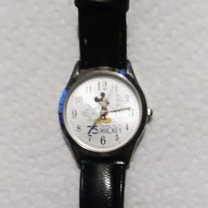 75 years with Mickey watch